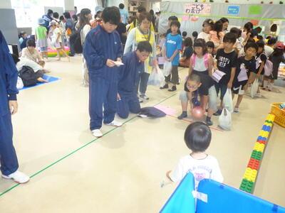 児童センターまつり